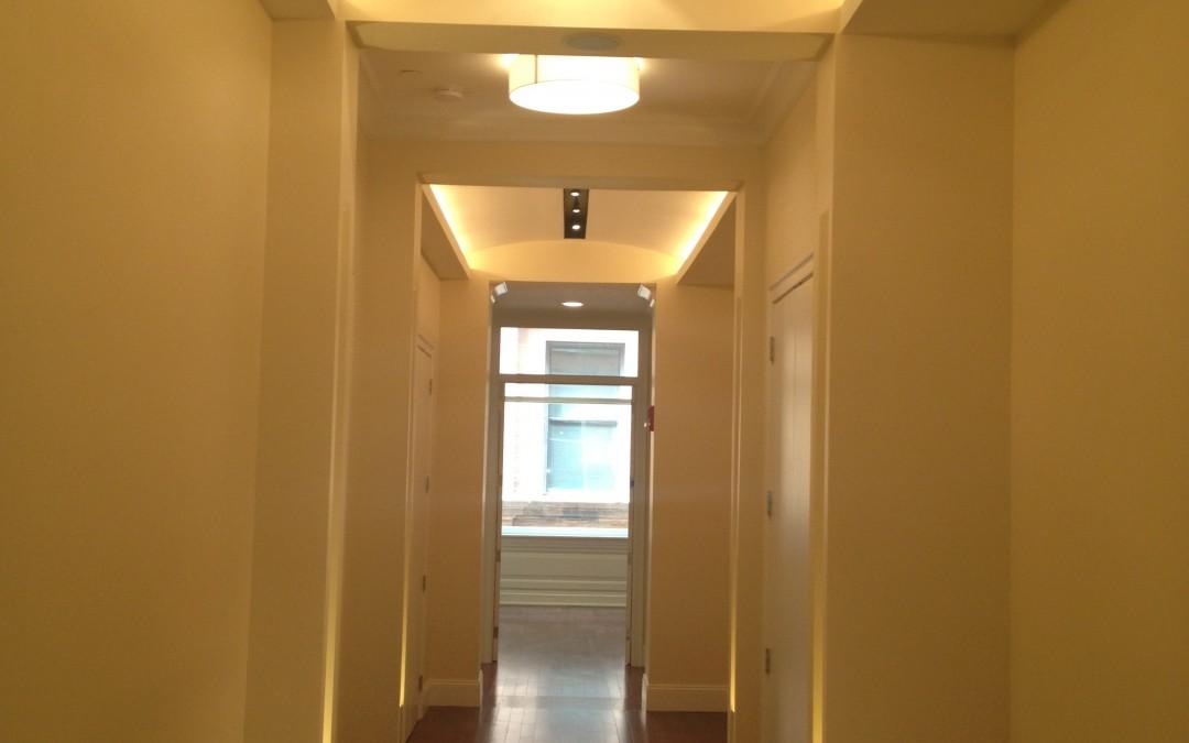 Condominium Hallway